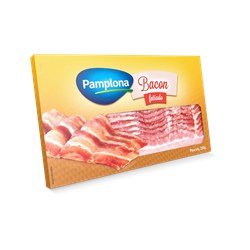 Bacon PAMPLONA Fatiado 250g