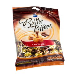 Bala ARCOR Butter Toffees Chocolate 160g