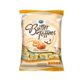 Bala BUTTER TOFFEES Sabor Coco 130g