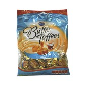 Bala BUTTER TOFFEES Sabor Leite 130g