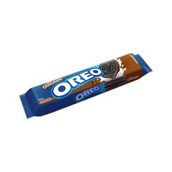 Biscoito de Chocolate OREO Sabor Chocolate 90g
