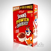 Cereal KELLOGGS Sucrilhos Chocolate Power 240g