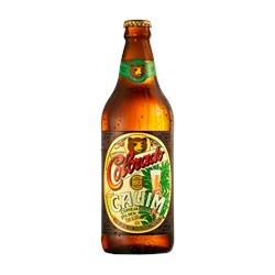 Cerveja Nacional COLORADO Cauim Pilsen Clara One Way 600ml
