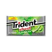 Chiclete TRIDENT Fresh  Limão Ice 8g