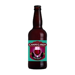 Chope de Vinho CAMPO LARGO Red 500ml