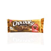 Cookie CHOCOOKY Sabor Chocolate Com Gotas Chocolate 120g
