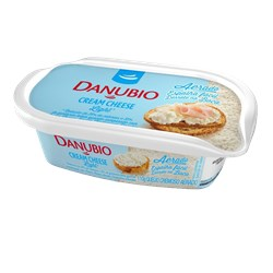 Cream Cheese DANUBIO Aerado Light 110g