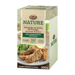 Empanado de Frango SEARA Nature 300g