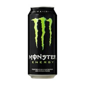 Energético MONSTER Energy Verde 473ml