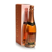 Espumante CHANDON Passion Natural Rosé Meio Doce 750 ml