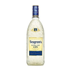 Gin Americano SEAGRAM'S Extra Dry 750ml
