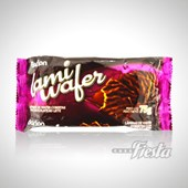 Lâminas de Wafer BARION Chocolate ao Leite 75g