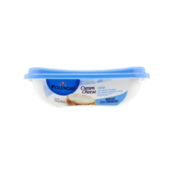 Queijo Cream Cheese POLENGHI Light Cremoso 150g