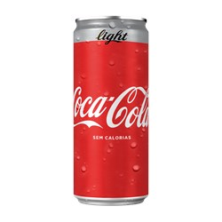 Refrigerante COCA COLA Light Lata 310ml