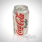 Refrigerante COCA COLA Light Lata 350ml