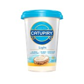 Requeijão Cremoso CATUPIRY Light 200g